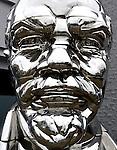 Lenin in the Rain