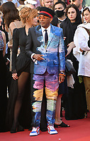 CANNES, FRANCE. July 17, 2021: Spike Lee at the Closing Gala & Awards Ceremony, and From Africa With Love Premiere at the 74th Festival de Cannes.<br /> Picture: Paul Smith / Featureflash