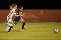 SAN ANTONIO, TX - OCTOBER 1, 2021: The University of Texas at San Antonio Roadrunners defeat the University of North Texas Mean Green 1-0 in extra time at the Park West Athletics Complex (Photo by Jeff Huehn).