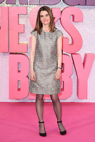 "Shirley Henderson<br /> at the ""Bridget Jones's Baby"" World premiere, Odeon Leicester Square , London.<br /> <br /> <br /> ©Ash Knotek  D3149  05/09/2016"