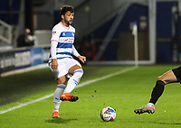 Macauley Bonne of Queens Park Rangers during Queens Park Rangers vs Rotherham United, Sky Bet EFL Championship Football at The Kiyan Prince Foundation Stadium on 24th November 2020