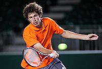 5-4-07, England, Birmingham, Tennis, Daviscup England-Netherlands, Robin Haase