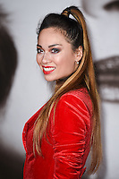 "Katya Jones<br /> at the ""Allied"" UK premiere, Odeon Leicester Square, London.<br /> <br /> <br /> ©Ash Knotek  D3202  21/11/2016"