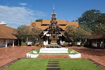 Thailand, Northern Thailand, Chiang Rai: The Legend Chiang Rai Boutique River Resort and Spa | Thailand, Nordthailand, Chiang Rai: 4 Sterne-Hotel The Legend Chiang Rai Boutique River Resort and Spa