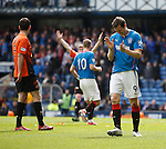 Jon Daly misses a chance