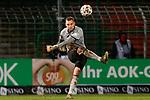 13.01.2021, xtgx, Fussball 3. Liga, VfB Luebeck - SV Waldhof Mannheim emspor, v.l. Timo Koenigsmann (Mannheim, 1) Freisteller, Einzelbild, Ganzkoerper, single frame <br /> <br /> (DFL/DFB REGULATIONS PROHIBIT ANY USE OF PHOTOGRAPHS as IMAGE SEQUENCES and/or QUASI-VIDEO)<br /> <br /> Foto © PIX-Sportfotos *** Foto ist honorarpflichtig! *** Auf Anfrage in hoeherer Qualitaet/Aufloesung. Belegexemplar erbeten. Veroeffentlichung ausschliesslich fuer journalistisch-publizistische Zwecke. For editorial use only.