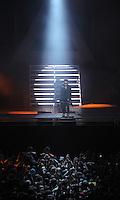 Highfield-Festival 2011 am Störmthaler See. im Bild: 30 Seconds to Mars mit Frauenschwarm Jared Leto.   Foto: Alexander Bley