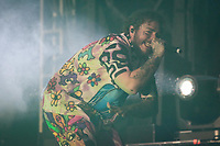 SAO PAULO, SP 06.04.2019: LOLLAPALOOZA-SP - Show com Post Malone. Lollapalooza Brasil 2019, que acontece de 05 a 07 de abril no Autodromo de Interlagos, zona sul da capital paulista. (Foto: Ale Frata/Codigo19)