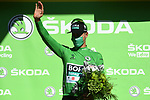 Peter Sagan (SVK) Bora-Hansgrohe retakes the Green Jersey at the end of Stage 7 of Tour de France 2020, running 168km from Millau to Lavaur, France. 4th September 2020.<br /> Picture: ASO/Alex Broadway | Cyclefile<br /> All photos usage must carry mandatory copyright credit (© Cyclefile | ASO/Alex Broadway)