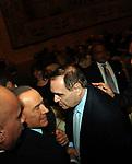 SILVIO BERLUSCONI CON CLEMENTE MASTELLA<br /> PREMIO GUIDO CARLI - TERZA  EDIZIONE<br /> PALAZZO DI MONTECITORIO - SALA DELLA LUPA<br /> CON RICEVIMENTO  HOTEL MAJESTIC   ROMA 2012
