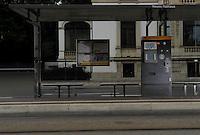 Aufgrund von Rohrbomben attacken in den letzten Tagen möchte die LVB ihre Fahrkartenautomaten abbauen bzw. schützen - im Bild: Feature Fahrkartenautomat Ticketautomat an der Haltestelle Neues Rathaus . Foto: aif / Norman Rembarz..Jegliche kommerzielle wie redaktionelle Nutzung ist honorar- und mehrwertsteuerpflichtig! Persönlichkeitsrechte sind zu wahren. Es wird keine Haftung übernommen bei Verletzung von Rechten Dritter. Autoren-Nennung gem. §13 UrhGes. wird verlangt. Weitergabe an Dritte nur nach  vorheriger Absprache. Online-Nutzung ist separat kostenpflichtig..