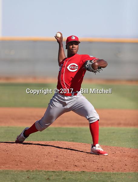 Cory Thompson - 2017 AIL Reds (Bill Mitchell)