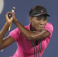 Venus Williams<br /> Opening day U.S. Open<br /> 2009<br /> Photo By John Barrett/CelebrityArchaeology.com