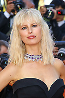 Karolina Kurkova, sur le tapis rouge pour la projection du film D APRES UNE HISTOIRE VRAIE, hors competition lors du soixante-dixième (70ème) Festival du Film à Cannes, Palais des Festivals et des Congres, Cannes, Sud de la France, samedi 27 mai 2017.