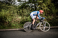 Josef Černý (CZE/CCC)<br /> Elite Men Individual Time Trial<br /> from Northhallerton to Harrogate (54km)<br /> <br /> 2019 Road World Championships Yorkshire (GBR)<br /> <br /> ©kramon