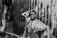 Mozambico, Africa, bambini di strada