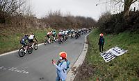 up the Berendries<br /> <br /> 76th Omloop Het Nieuwsblad 2021<br /> ME(1.UWT)<br /> 1 day race from Ghent to Ninove (BEL): 200km<br /> <br /> ©kramon