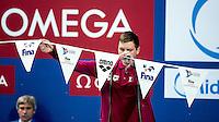 flags<br /> Swimming - Kazan Arena<br /> Day14 06/06/2015<br /> XVI FINA World Championships Aquatics Swimming<br /> Kazan Tatarstan RUS July 24 - Aug. 9 2015 <br /> Photo G.Scala/Deepbluemedia/Insidefoto