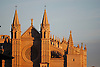 Cathedral La Seu in warm sunset light<br /> <br /> Catedral La Seu en la luz de la puesta del sol<br /> <br /> Kathedrale La Seu im warmen Sonnenuntergangslicht<br /> <br /> 3008 x 2000 px<br /> 150 dpi: 50,94 x 33,87 cm<br /> 300 dpi: 25,47 x 16,93 cm