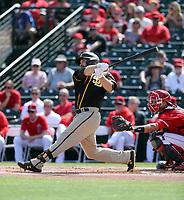 Brian Dozier - San Diego Padres 2020 spring training (Bill Mitchell)