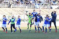esultanza gol Alfredo Donnarumma<br /> Brescia 23-02-2019 <br /> Football Serie B 2018/2019 Brescia - Crotone <br /> Foto Image Sport / Insidefoto