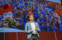 Nieuwegein, Netherlands, November 23,  2019, MBC Congrescentrum, KNLTB Year Congres , Roger Davids chairman KNLTB <br /> Photo: Tennisimages/Henk Koster