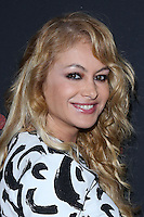 """HOLLYWOOD, LOS ANGELES, CA, USA - MARCH 20: Paulina Rubio at the Los Angeles Premiere Of Pantelion Films And Participant Media's """"Cesar Chavez"""" held at TCL Chinese Theatre on March 20, 2014 in Hollywood, Los Angeles, California, United States. (Photo by David Acosta/Celebrity Monitor)"""