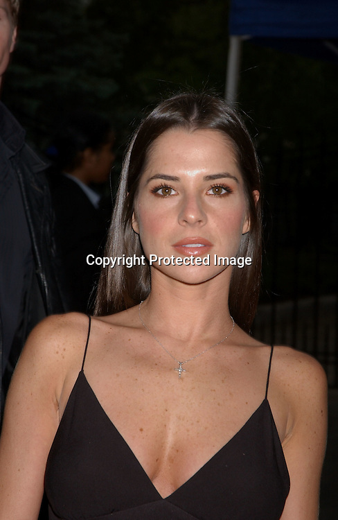 Kelly Monaco                               ..at Gracie Mansion for the Daytime Emmys party on May 15,2003 in NYC...Photo by Robin Platzer, Twin Images
