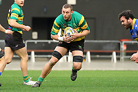 Josh Clark of Green Island during the Dunedin Premier club rugby final between Green Island and Taieri played at Forsyth Barr Stadium in Dunedin, on Saturday 31st July, 2021. © John Caswell/Caswell Images