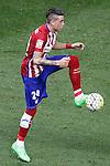 Atletico de Madrid's Jose Maria Gimenez during La Liga match. October 4,2015. (ALTERPHOTOS/Acero)