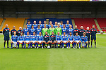 St Johnstone Photocall 2011-12