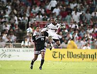 D.C. United v Metro Stars, September 27, 1996
