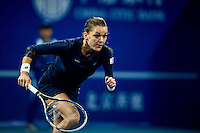 China Open 2015 - ATP & WTA Semi-finals on day 8 of the 2015 China Open at the National Tennis Centre on October 9, 2015 in Beijing, China.