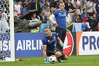 Hannes Halldorsson (Island) - UEFA EURO 2016: Frankreich vs. Island, Stade de France, Viertelfinale