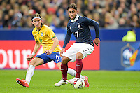 Nabil Fekir (Fra) <br /> Parigi 26-03-2015 Stade De France Calcio Football 2014/2015 Amichevole Francia Brasile <br /> Foto Panoramic / Insidefoto