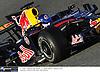 LOEB Sebastien / Tests Red Bull F1 2008