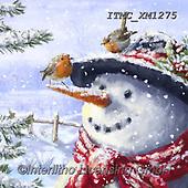 Marcello, CHRISTMAS SANTA, SNOWMAN, WEIHNACHTSMÄNNER, SCHNEEMÄNNER, PAPÁ NOEL, MUÑECOS DE NIEVE, paintings+++++,ITMCXM1275,#x#