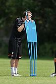 2009-07-24 Blackpool FC Training