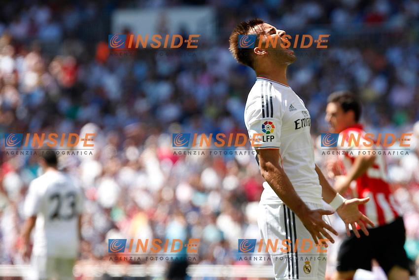 Real Madrid's Jese during La Liga Match. September 01, 2013. (ALTERPHOTOS/Caro Marin) <br /> Football Calcio 2013/2014<br /> La Liga Spagna<br /> Foto Alterphotos / Insidefoto <br /> ITALY ONLY
