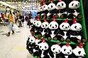 Ueno bids farewell to giant panda Xiang Xiang