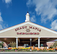 Shady Maple Smorgasbord, East Earl, Lancaster, Pennsylvania, USA