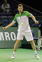 6-2-10, Rotterdam, Tennis, ABNAMROWTT, First quallifying round,   Andrey Golubev