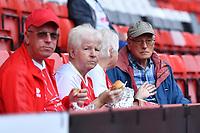 Cheltenham fans during Charlton Athletic vs Cheltenham Town, Sky Bet EFL League 1 Football at The Valley on 11th September 2021