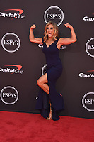 LOS ANGELES, USA. July 10, 2019: Denise Austin at the 2019 ESPY Awards at the Microsoft Theatre LA Live.<br /> Picture: Paul Smith/Featureflash