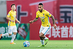 Jiangsu FC Forward Alex Teixeira in action during the AFC Champions League 2017 Round of 16 match between Shanghai SIPG FC (CHN) vs Jiangsu FC (CHN) at the Shanghai Stadium on 24 May 2017 in Shanghai, China. Photo by Marcio Rodrigo Machado / Power Sport Images
