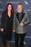 LONDON, UK. October 01, 2019: Terry Gilliam at the Luminous Gala 2019 at the Roundhouse Camden, London.<br /> Picture: Steve Vas/Featureflash