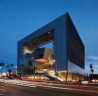 Emerson College Los Angeles, Morphosis