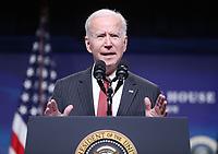 FEB 10 Joe Biden speaks on the US response to the coup in Myanmar