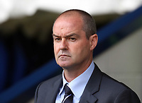 Pictured: West Brom manager Steve Clarke. Sunday 01 September 2013<br /> Re: Barclay's Premier League, West Bromwich Albion v Swansea City FC at The Hawthorns, Birmingham, UK.
