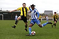 Hullbridge Sports vs Southend Manor 16-03-19